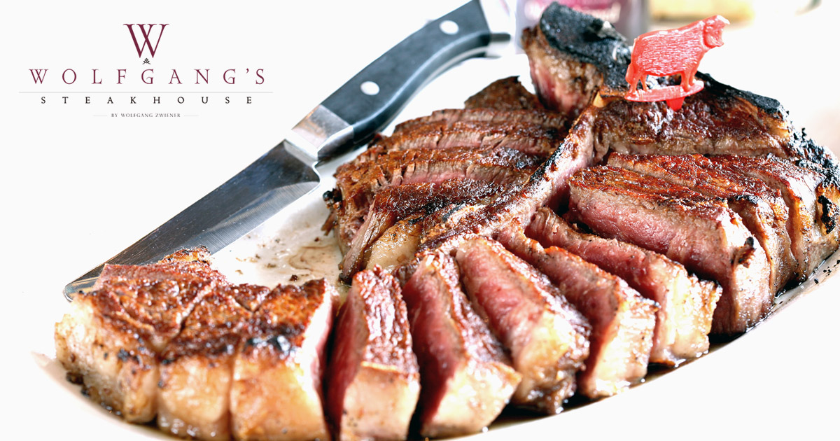 Wolfgang's Steakhouse JAPAN