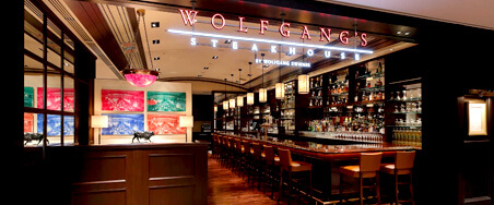 Wolfgang's Steakhouse Osaka
