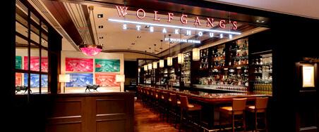 ウルフギャング・ステーキハウス 大阪店 Google おみせフォト 360°パノラマ